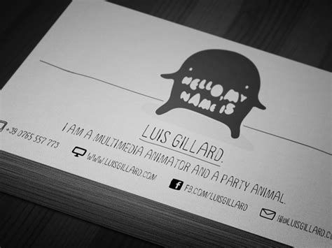 artist business cards templates 50 epic psd business card template files