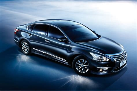 Altima Introduced In China As The 2014 Nissan Teana