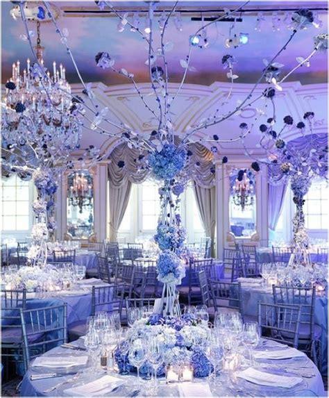 Winter Wonderlands That Give Us Chills Modwedding Snowflake Centerpieces Wedding Receptions
