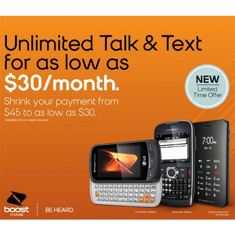 boost mobile unlimited boost mobile discontinuing 45 unlimited talk and text