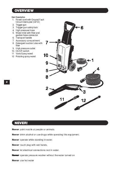 karcher pressure washer wiring diagram karcher floor