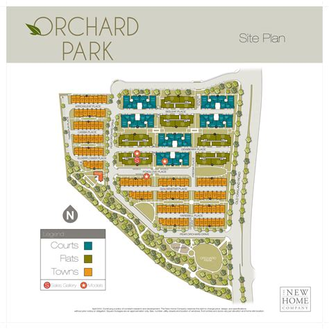 find your new home orchard park in san jose