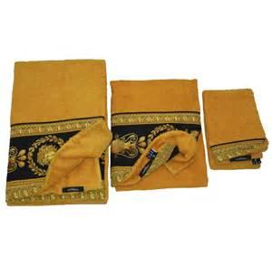 versace bath towels versace medusa towel set 3 pieces 1bath 1hand 1face