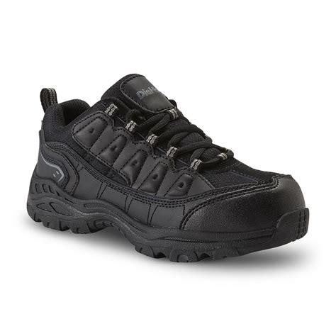 black work sneakers diehard s kendra black steel toe work shoe