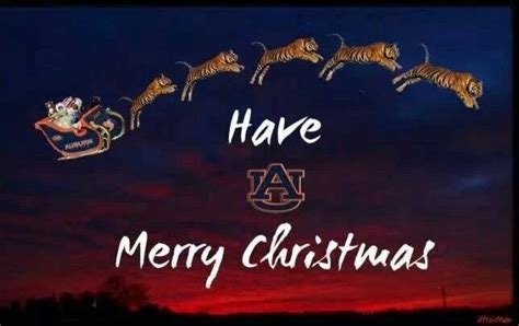 auburnfamilynews com merry christmas from track em tigers