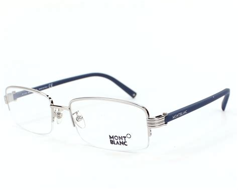 lunettes de vue mont blanc mb428 v 016 56 visionet