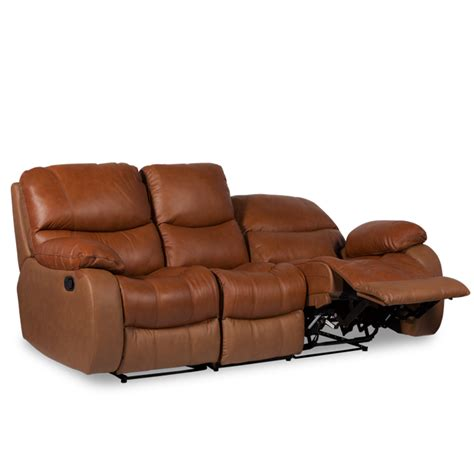 3 seat leather recliner leather recliner sofa 3 seater louisa coffee price 828