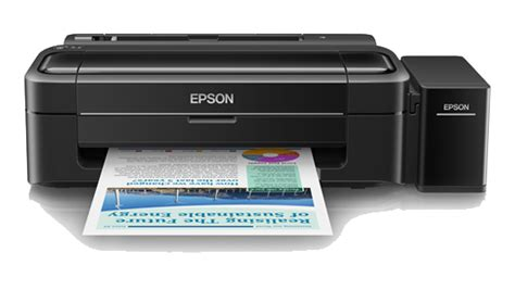 Ink Jet Printer Epson L310 new epson l310 inkjet colour printer with external ink