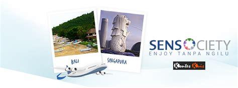 Pasta Gigi Sensodyne Di Indo kuis tahunan sensodyne berhadiah paket liburan ke
