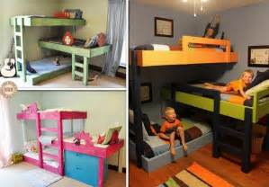 Ideas For Loft Bunk Beds Design 20 Bunk Beds So You Ll Almost Wish You Had To A Room Architecture Design