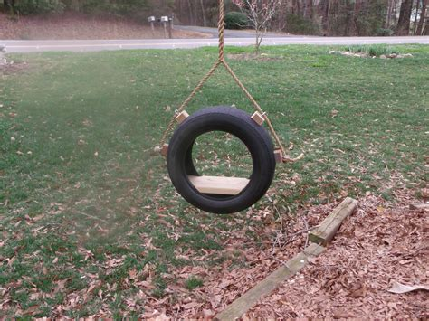 rope for tire swing recycled tire swing and 10 feet of 5 8 inch rope by woodswings