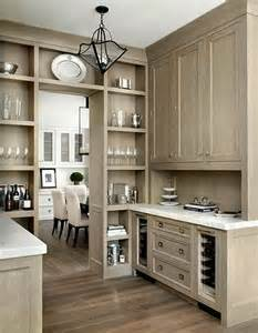 Pantry Floor Storage by Floor To Ceiling Open Storage Butlers Pantry Interior