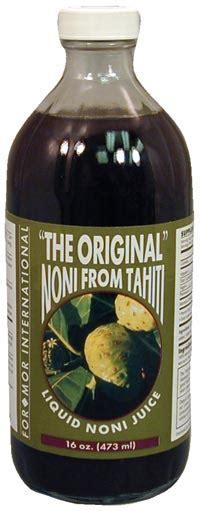 Vitamin Tahitian Noni Family noni juice for equines holistic equine