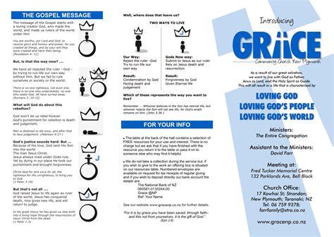 welcome brochure template church brochure exles studio design gallery