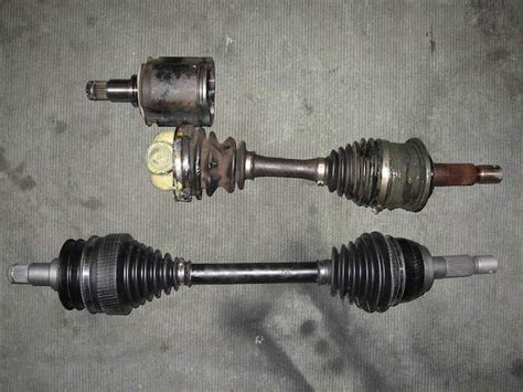 how toyota cv joints work toyota parts