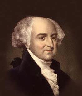 biography john adams famous americans biography online