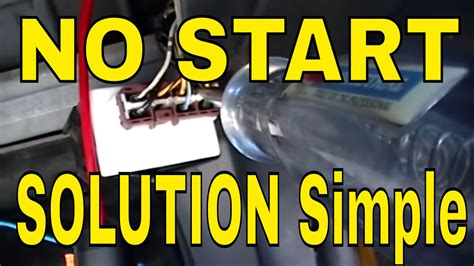 No Start 1 by No Start Honda Pgm Fi Relay Test