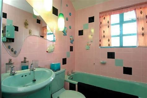 50 s bathroom decor 5 decor concepts from ugly vintage bathrooms that i m