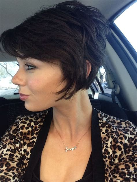 very short a line haircuts 64 best hair images on pinterest