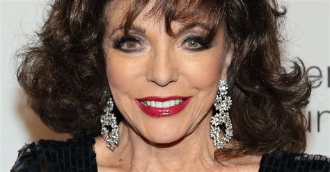 joan collins�s acting advice to goddaughter cara