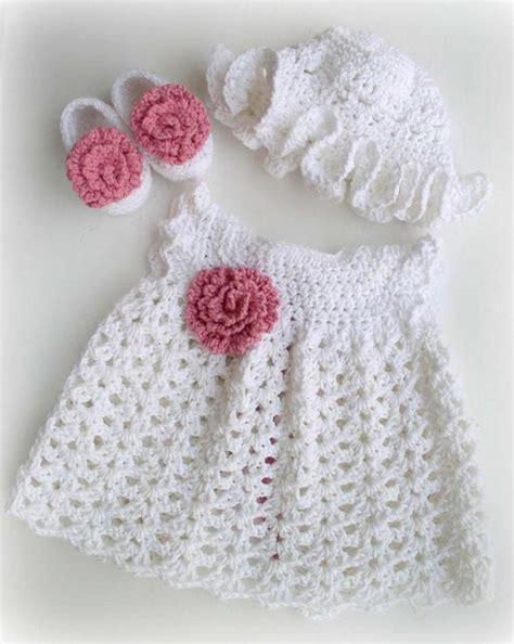 free pattern newborn dress cool crochet patterns ideas for babies hative