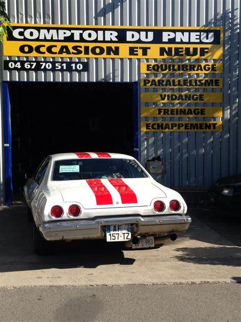 garage pour montage kit de frein castelnau le