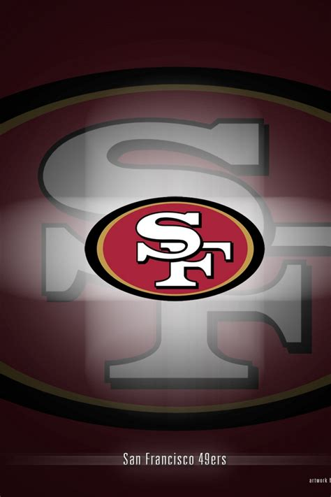 san francisco ers nfl  iphoneipod touchandroid wallpapers backgroundsthemes