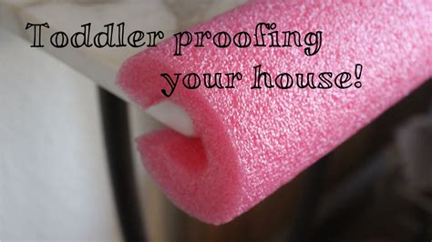 8 Tips To Childproof Your Home by Toddler Baby Proofing Tips Diy Ideas