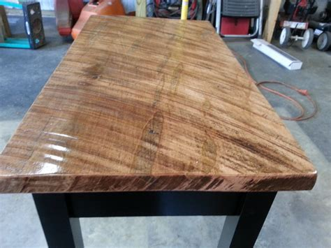 rough sawn end table   by baileyst @ LumberJocks.com