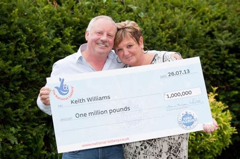new year millionaire raffle results listen the moment euromillions winner was told he