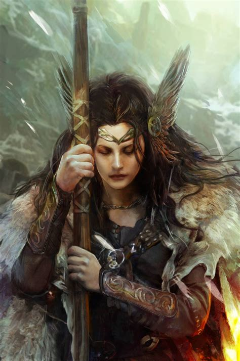 Mythology Archetypes by Valkyrie Shieldmaidens Goddesses And Other Strong