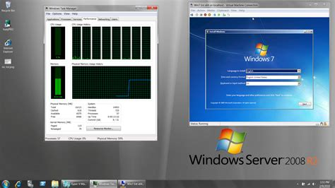 installing xp on windows server 2008 r2 installing windows server 2008 r2 on a lenovo thinkpad