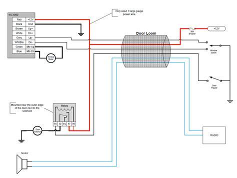door diagram autoloc door popper wiring diagram 34 wiring diagram