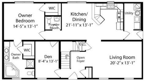 american home builders floor plans kea by all american homes cape cod floorplan