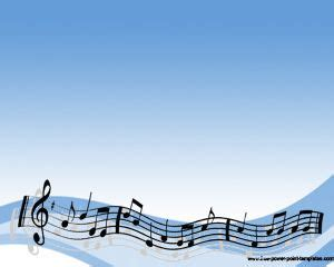 musical powerpoint templates free notes powerpoint templates