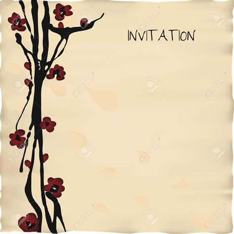 Free Ideas Invitation Cards Template Wedding Design Tossntrack Com Invitation Card Template