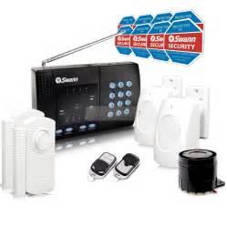 diy home security system swann diy home alarm wireless pir motion security system