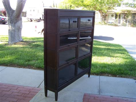 gunn bookcases for sale 4 section lawyer bookcase for sale antique barrister