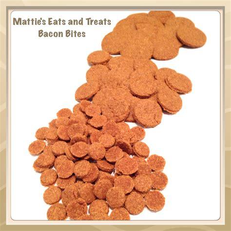 bacon treats mattie s eats and treats bacon bites treats bulk store powered by