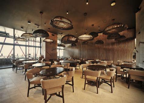 design interior cafe ruko tienda concepto moderna tienda de caf 233