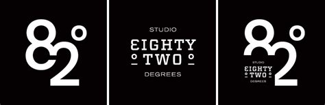 82 Degrees   : pprwrk studio : typography   design