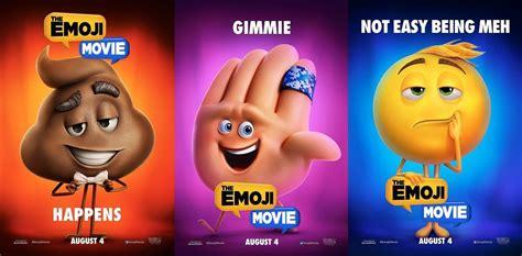 emoji film posters im 225 genes los emoji la pel 237 cula im 225 genes the emoji movie