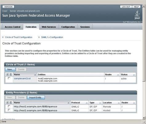 Siteminder Administrator by Chapter 2 Integrating Ca Siteminder Sun Opensso Enterprise 8 0 Integration Guide