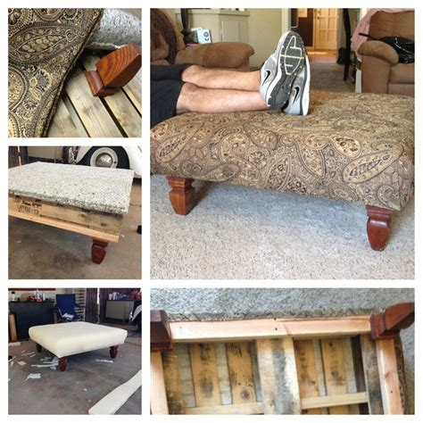 Pallet Ottoman 41 Best Images About Pallet Ottoman On