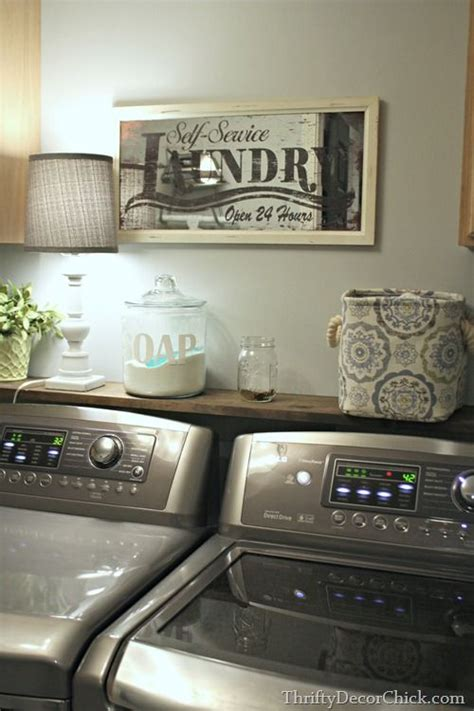 Laundry Room Decorating Accessories Best 20 Washer And Dryer Ideas On Pinterest Washer