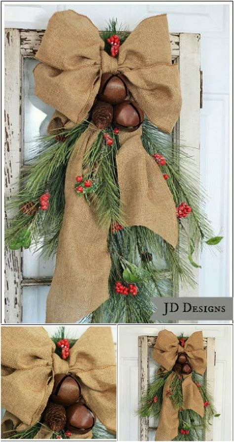 Christmas Decorations Made From Twigs 25 Diy Rustic Christmas Decoration Ideas Amp Tutorials 2017