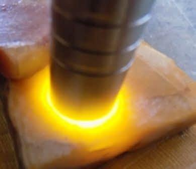 Spacer Besi 25cm Warna Putih Kuning harga jual batu akik pepaya sulawesi murah jual beli kota palu sulawesi tengah