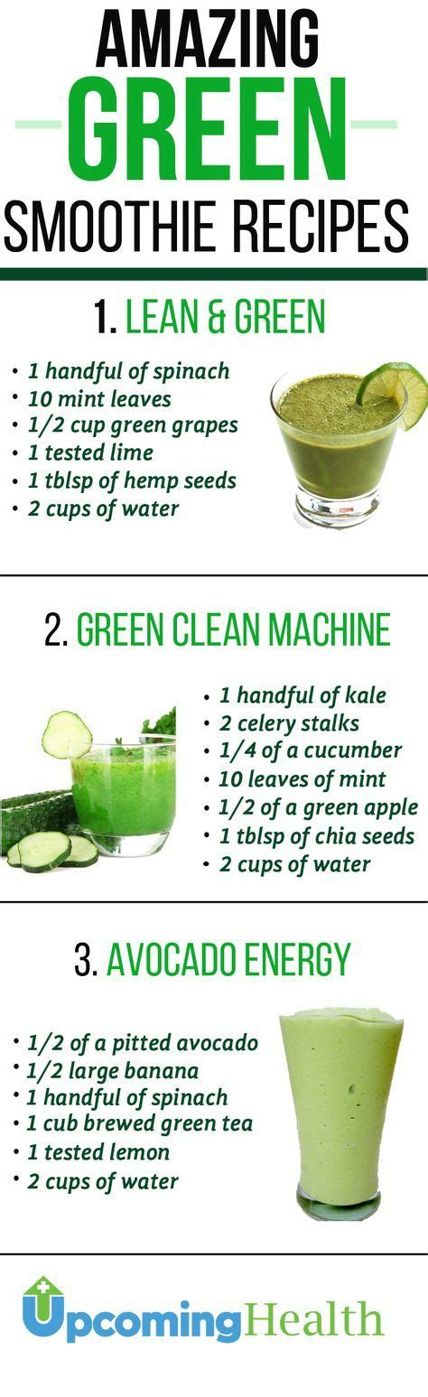 Smoothie Detox Health Benefits by Best 25 Green Smoothies Ideas On Green