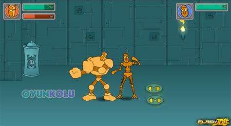 kz oyunlar robot oyun robot d 246 v 252 ş 252 g 252 231 l 252 robotunuz ile ilerleyin oyun kolu