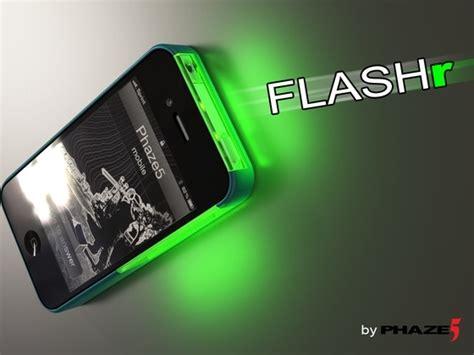 Led Iphone 4s flashr ios led flash notifications for iphone 4 4s